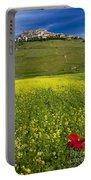 Castelluccio Umbria Portable Battery Charger