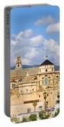 Cathedral Mosque Of Cordoba Portable Battery Charger