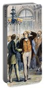 Charles Sumner (1811-1874) Portable Battery Charger