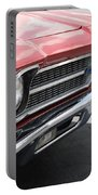 Cherry Chevelle Portable Battery Charger