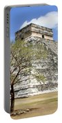 Chichen Itza Portable Battery Charger