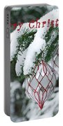 Christmas Card 2194 Portable Battery Charger