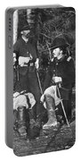 Civil War: Custer, 1862 Portable Battery Charger
