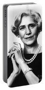 Clare Boothe Luce (1903-1987) Portable Battery Charger