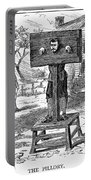 Colonial Pillory - To License For Professional Use Visit Granger.com Portable Battery Charger