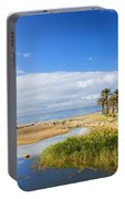 Costa Del Sol In Spain Portable Battery Charger