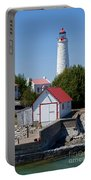 Cove Island Lighthouse Portable Battery Charger