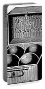 Croquet, C1900 Portable Battery Charger