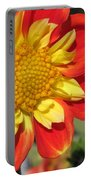Dahlia Named Pooh Portable Battery Charger