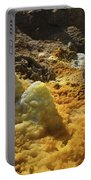 Dallol Geothermal Area, Danakil Portable Battery Charger
