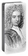 Daniel Defoe (c1659-1731) Portable Battery Charger