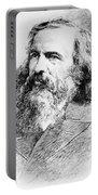 Dmitri Mendeleev, Russian Chemist Portable Battery Charger