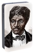 Dred Scott, African-american Hero Portable Battery Charger
