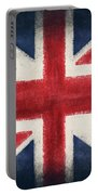 England Flag Portable Battery Charger