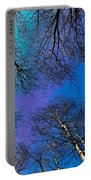 Epping Forest Art Portable Battery Charger