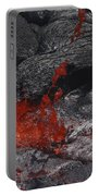 Erta Ale Fountaining Lava Lake, Danakil Portable Battery Charger