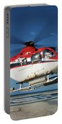 Eurocopter Ec135 Utility Helicopter Portable Battery Charger