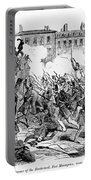 France: Revolution, 1848 Portable Battery Charger