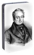 Fran�ois Magendie, French Physiologist Portable Battery Charger