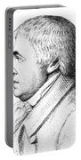 Franz Mesmer, German Physician Portable Battery Charger
