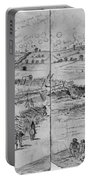 Gettysburg, 1863 Portable Battery Charger