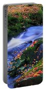 Glenmacnass Waterfall, Co Wicklow Portable Battery Charger