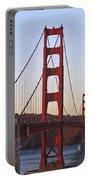 Golden Gate Bridge San Francisco Portable Battery Charger