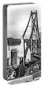 Golden Gate Bridge Work Portable Battery Charger