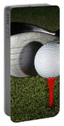 Golf Ball And Club Portable Battery Charger