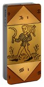 Horoscope Types, Engel, 1488 Portable Battery Charger