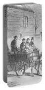 John Brown, American Abolitionist Portable Battery Charger
