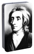 John Locke, English Philosopher, Father Portable Battery Charger