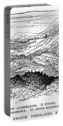Johnstown Flood, 1889 Portable Battery Charger
