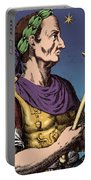 Julius Caesar, Roman General Portable Battery Charger