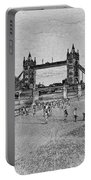 London Southbank Art Portable Battery Charger