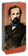 Louis Pasteur, French Chemist Portable Battery Charger