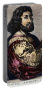 Ludovico Ariosto Portable Battery Charger