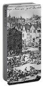 Massacre Of Huguenots Portable Battery Charger