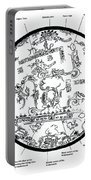 Mayan Cosmos Portable Battery Charger by Science Source