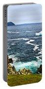 Melting Iceberg Portable Battery Charger