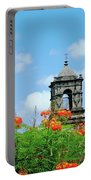 Mission San Jose San Antonio Portable Battery Charger