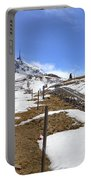 Monte Tamaro - Alpe Foppa - Ticino - Switzerland Portable Battery Charger by Joana Kruse
