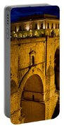New Bridge In Ronda Portable Battery Charger