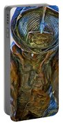 Oklahoma Firefighters Memorial Portable Battery Charger