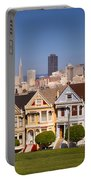 Painted Ladies Portable Battery Charger