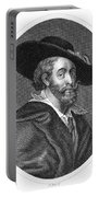 Peter Paul Rubens Portable Battery Charger