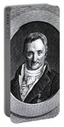 Philippe Pinel, French Physician Portable Battery Charger by Science Source