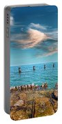 Pier Posts Portable Battery Charger