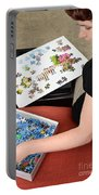 Puzzle Therapy Portable Battery Charger