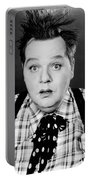 Roscoe Fatty Arbuckle Portable Battery Charger